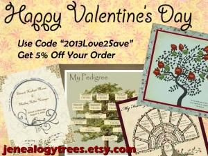 Valentines Day Sale Ad