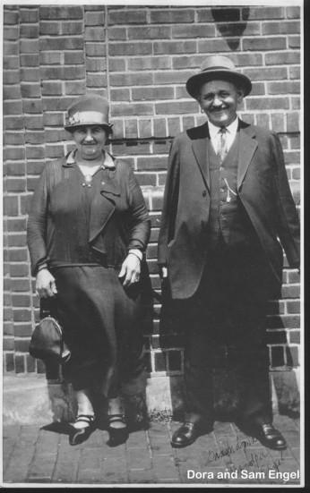 Samuel and Dora Engel