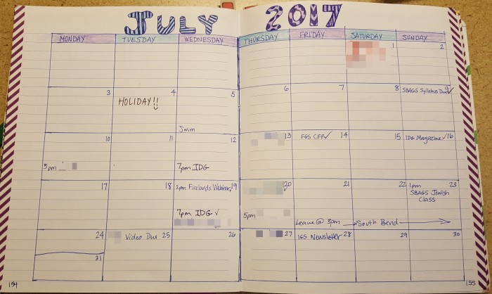 journal-july